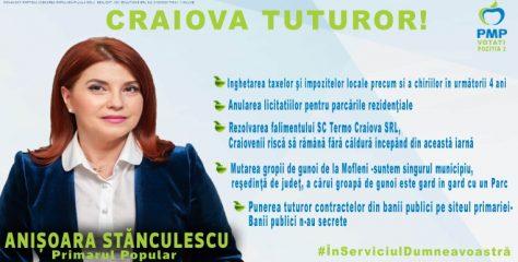 """""""Am soluții viabile pentru transportul și distribuția energiei termice în Craiova"""""""